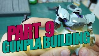 167 - Gunpla Building Part 9: Topcoating (Aerosol Can Type) & Panel Lining