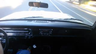 Driving the Bumpside