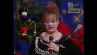 getlinkyoutube.com-المذيعة العراقية شروق فائق في سهرة تلفزيون الشباب 2000