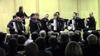 "Accordion Ensemble Concertino: Collage ""Carmen"""