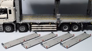 getlinkyoutube.com-Wing Body Truck building instructions available!