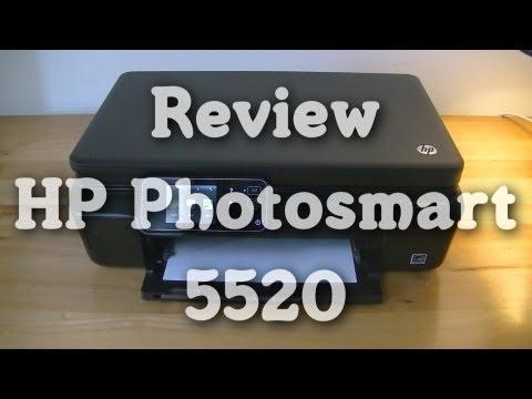 hp photosmart 5520 setup instructions