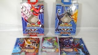 getlinkyoutube.com-Unboxing: Digimon Fusion CCG - New World
