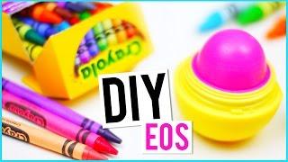 getlinkyoutube.com-DIY EOS out of CRAYONS!