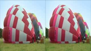 Panasonic 3D Demo 07 - HD Cotton Collection - 1080P Side by Side