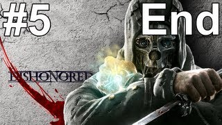 getlinkyoutube.com-Dishonored The Knife of Dunwall Gameplay Walkthrough Part 5 No Commentary