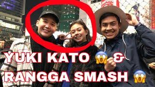 WOW NGAKAK! Ketemu Yuki Kato Dan Rangga Smash + Gila Gilaan Di Jepang   VLOG Tahun Baru Jepang!!