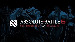 getlinkyoutube.com-9/25 Absolute Battle 6 DOA5LR Top 8