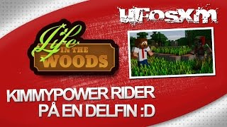 getlinkyoutube.com-Minecraft - Life In The Woods Modpack - #4