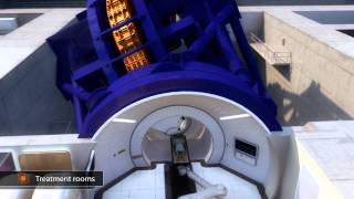 Cern: Virtual particle therapy centre