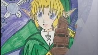 getlinkyoutube.com-The Legend Of Zelda Yaoi Doujinshi Twilight Princess Link X Ocarina of Time Link