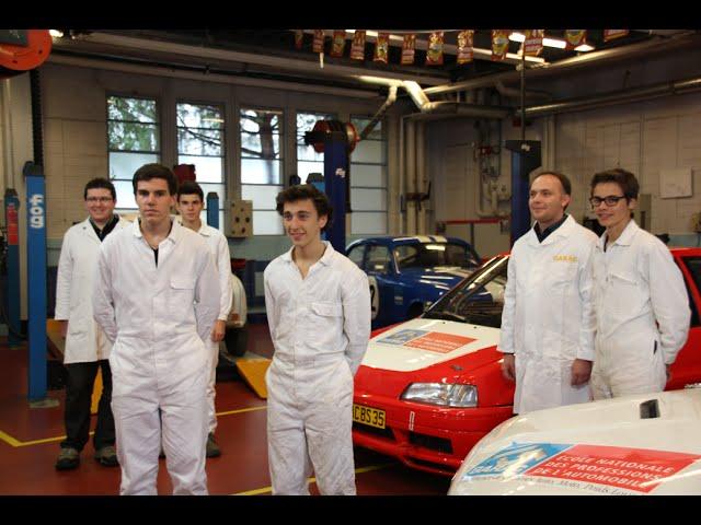 Garac Une Classe Un Projet: auto