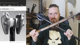 getlinkyoutube.com-An introduction to maces and war hammers