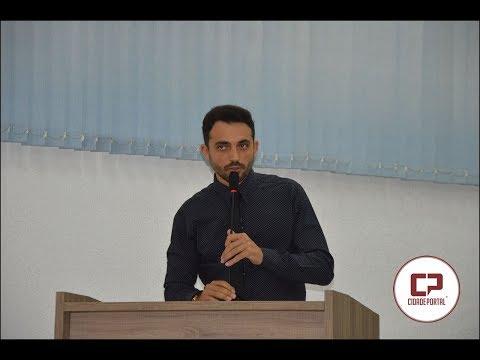 Patrik Peloi fala sobre o projeto que acaba com a reeleição para cargos da mesa diretora e presidência da Câmara Municipal