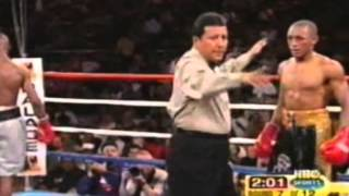 Floyd Mayweather Jr vs Victoriano Sosa