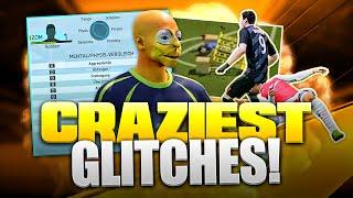 CRAZY FIFA GLITCHES!