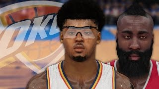 getlinkyoutube.com-NBA 2K15 MyCAREER S3 Playoffs R1G1 - The MVP Is CLUTCH?! | So Many DUNKS For Deshawn!!
