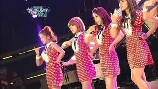 【TVPP】Apink - HUSH, 에이핑크 - 허쉬 @ Beautiful concert Live