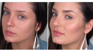 getlinkyoutube.com-My 'Everyday' Foundation Routine!