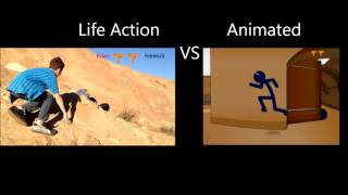 getlinkyoutube.com-Counter Strike DE dust2 HD(Life Action and animated)