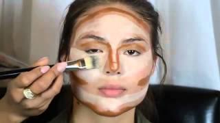 Смотри базовый урок профессионального макияжа!