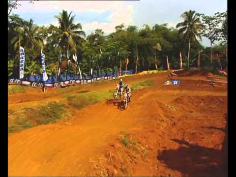 Yaasiin Somma & Maliki Somma Indonesia Motocross  2013  National Championship