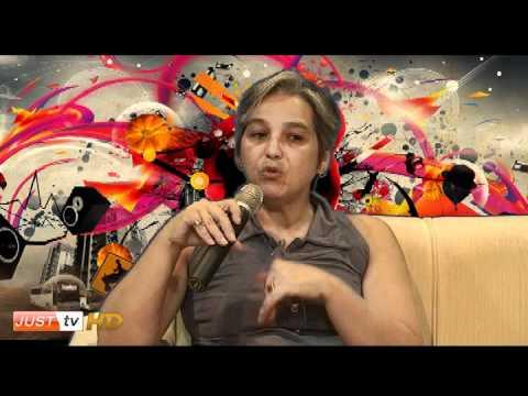 Diretora Executiva da Gaia Brasil, Rose Meusburger no Talk Show - JustTV - 22/03/11