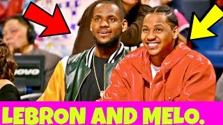 getlinkyoutube.com-WHAT IF CARMELO ANTHONY GOES TO THE CAVS OR CLIPPERS?!
