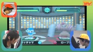 "getlinkyoutube.com-ポケモントレッタの""特別ムービー""を公開中!!"