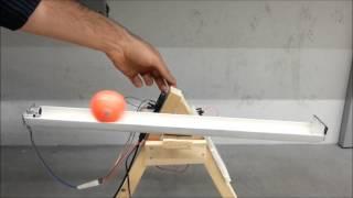 getlinkyoutube.com-Ball & Beam Project / TOBB ETU Electrical & Electronic Engineering