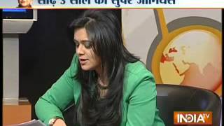 getlinkyoutube.com-3-year-old Google boy's live test on India TV, Part 1