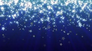 getlinkyoutube.com-Falling Stars Background - Free Looping Star Background for Videos