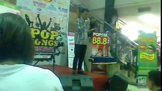 all by myself (cover ozy) @final pop songs festival sragen