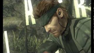 getlinkyoutube.com-METAL GEAR SOLID SNAKE EATER Official Trailer