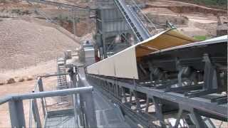 getlinkyoutube.com-Lafarge Group's Croquefigne site (France) - Metso equipment