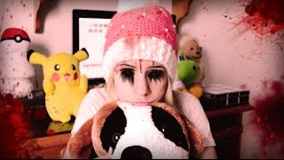 getlinkyoutube.com-RELATOS SOBRENATURAIS DE YOUTUBERS: Hannah Mayers (Possessão, Tabuleiro Ouija)