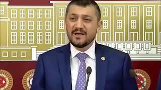 Milletvekili Açıkgöz'ün Kapadokya Alan Yönetimi TBMM Basın Toplantısı