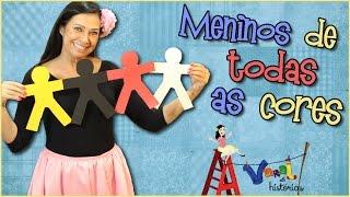 getlinkyoutube.com-Meninos de todas as cores - Varal de Histórias