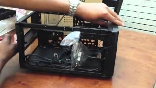 getlinkyoutube.com-HTPC Series Part 1: Unboxing the Cooler Master Elite 130