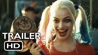 getlinkyoutube.com-Suicide Squad Official Trailer #2 (2016) Jared Leto, Margot Robbie Action Movie HD