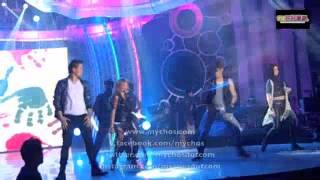 getlinkyoutube.com-MyCHOS presents Enrique Gil and Liza Soberano at 'Kapamilya All Out'