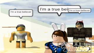 getlinkyoutube.com-true believer roblox music video