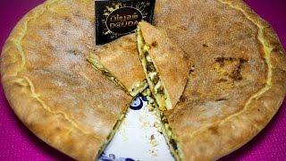 getlinkyoutube.com-خبز معمرباللحم أو المدفونة الفيلالية | شهيوات douda