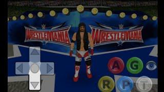 getlinkyoutube.com-AJ Styles faces Chris Jericho at WM 32 - Wrestling Revolution 3D
