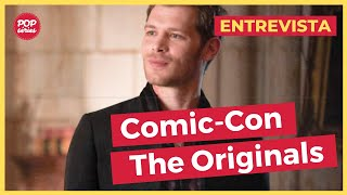 The Originals 4ª temporada: entrevista com Joseph Morgan e Riley Voelkel