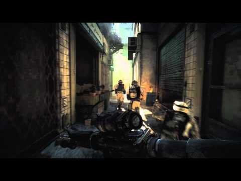 Battlefield 3 Premiere Gameplay Trailer