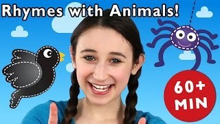 getlinkyoutube.com-Two Little Blackbirds and More   Nursery Rhymes from Mother Goose Club!