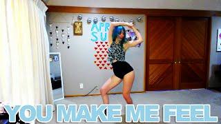 getlinkyoutube.com-You Make Me Feel - Cobra Starship ft. Sabi - Just Dance 2016