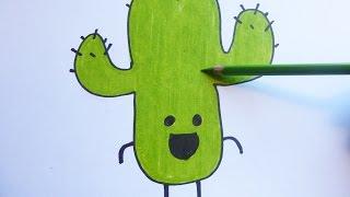 getlinkyoutube.com-Dibujando y pintando a carmen - Drawing and painting carmen