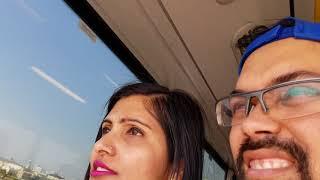 Ajman To Dubai By Bus 27 March 2018